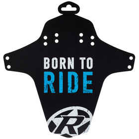 Reverse Born to Ride - Guardabarros - azul/negro